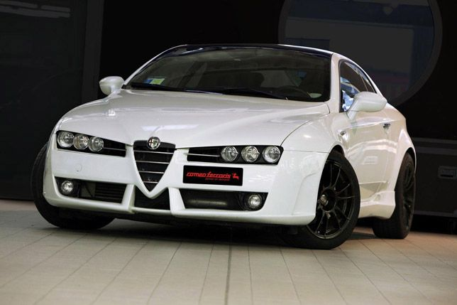 Romeo Ferraris Alfa Brera