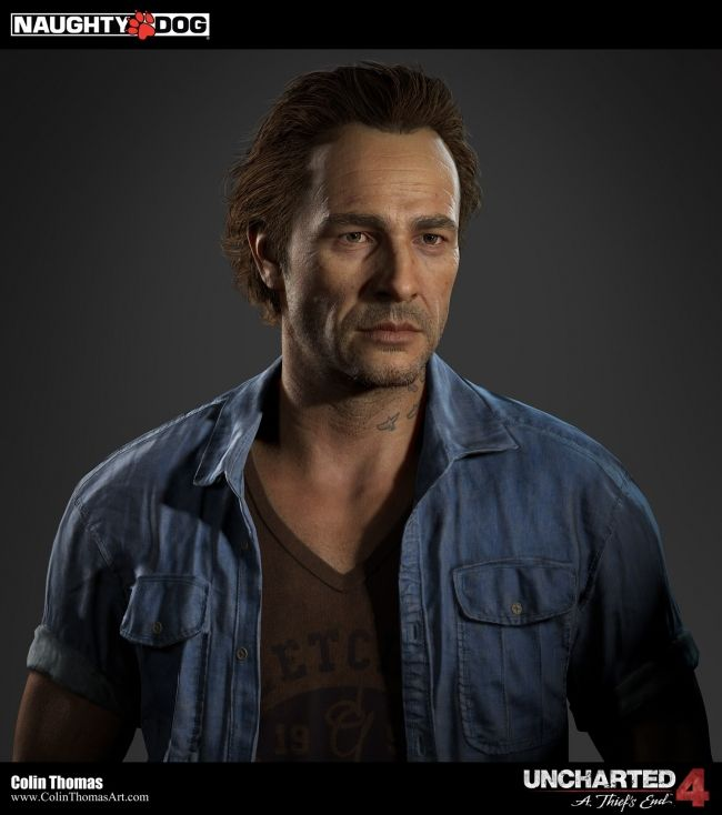 Creating Characters for Uncharted 4 | Live sesion - article | CGSociety