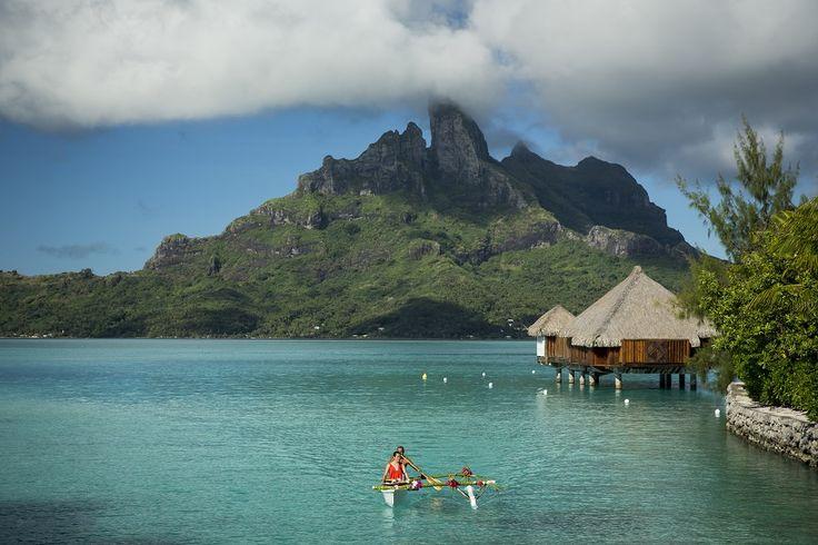 Французская Полинезия. Мечта в чистом виде | Клуб Путешествий ПЕРСОНА