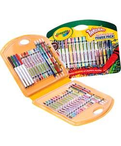Crayola Twistable Sketch and Draw Set.