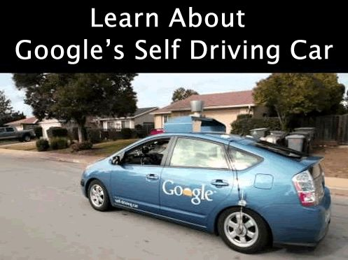 Google And The Self Driving Car Technology Autonomous