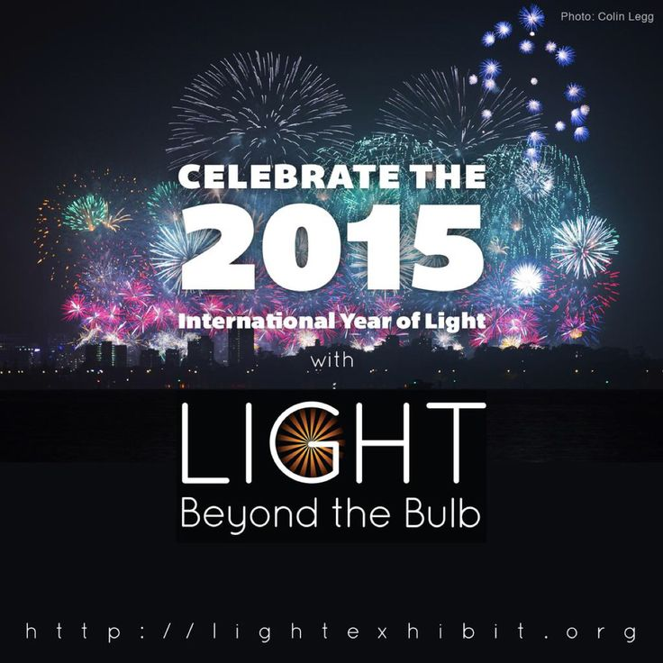Happy international year of light 2015