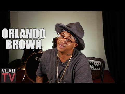 """Orlando Brown Cries While Admitting His Attitude Has """"Closed a Lot of Do..."""