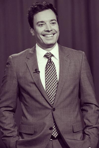 Jimmy Fallon -- It's not that he's hot or anything, but he's the type of guy I could totally see being great friends with.  He'd keep me laughing!