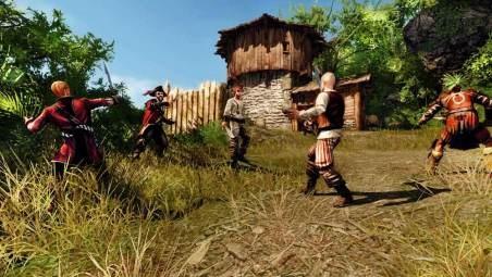 Risen 2: Dark Waters PC version release trailer.