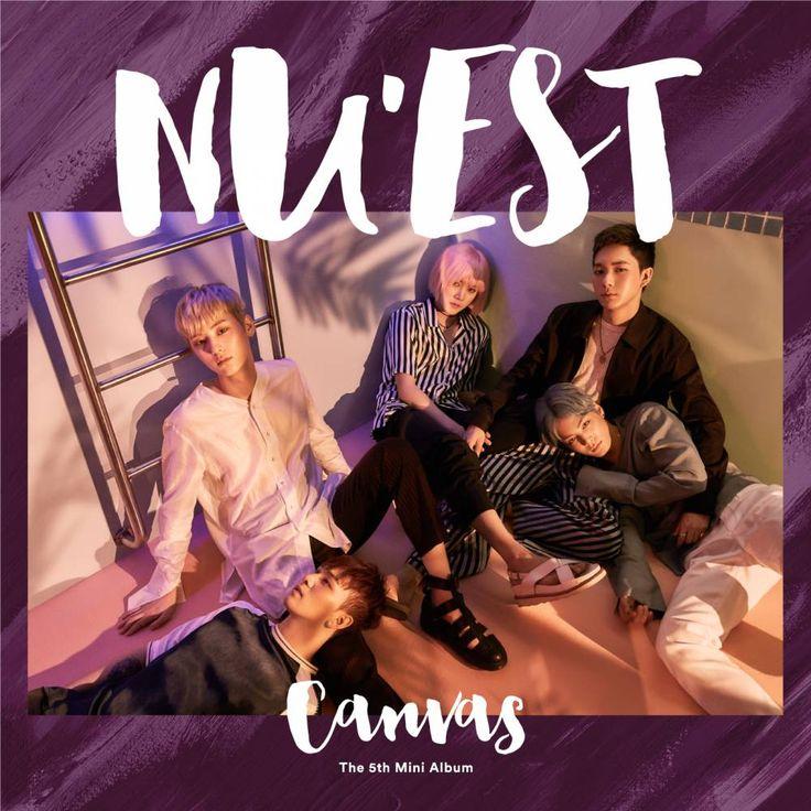 [Album & MV Review] NU'EST - 'Canvas' http://www.allkpop.com/article/2016/09/album-mv-review-nuest-canvas #nuest #canvas #review