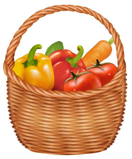 17 Best images about basket clipart on Pinterest | Picnics, Clip ...