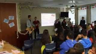 NZIOS Got Talent Competition 2014