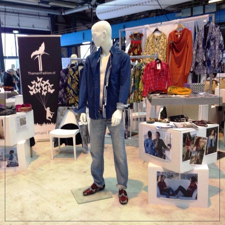 We had 2 amazing days at the GO Fashion Fair! #sustainablefashion #greenorangefashion