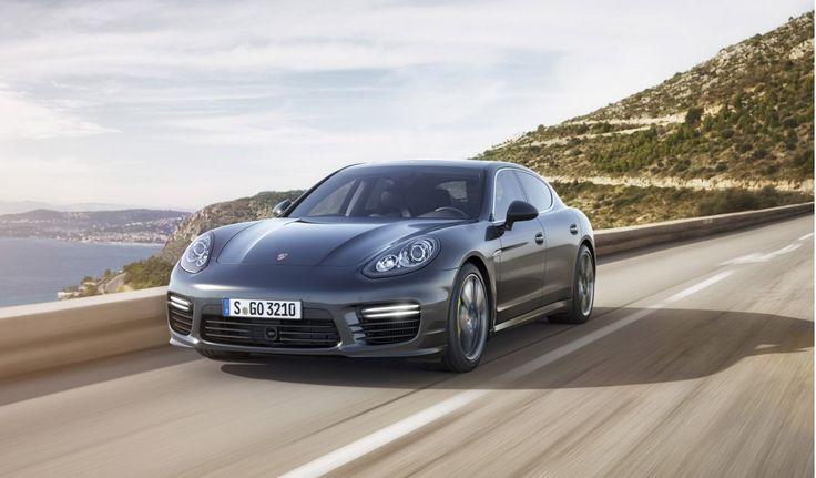 2014 Porsche Panamera Turbo S Preview