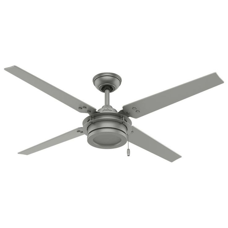 Indoor Outdoor Matte Silver Ceiling Fan. Best 25  Silver ceiling fan ideas on Pinterest   Designer ceiling