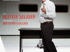 """Olivier Saladin joue dans """"Ancien malade des hôpitaux de Paris"""" • Hellocoton.fr"""