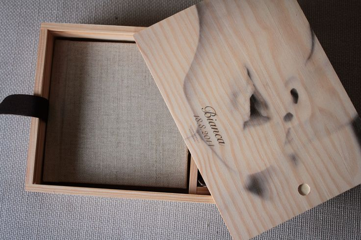 Memory Box – Album Fotografico per Neonato | Fotografa Neonati Gravidanza Napoli