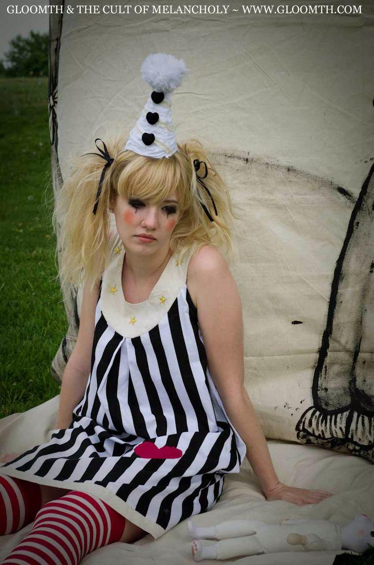 Gothic Circus Halloween Costume Ideas