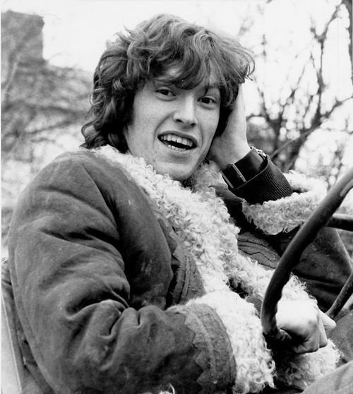 Guitarist with Spencer Davis Group, Traffic and Blind Faith - Steve Winwood