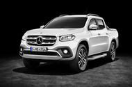 Mercedes-Benz reveals plush X-Class pick-up  The model is a five-seat four-door crew cab pick-up with a separate chassis and four engine options  Mercedes is aiming to broaden the appeal of its pick-up from traditional buyers to the leisure market; it goes on sale at the end of 2017  Mercedes has revealed its much anticipated new premium pick-up the X-Class.  The model is a five-seat four-door crew cab pick-up with a separate chassis four engine options a choice of selectable or permanent…