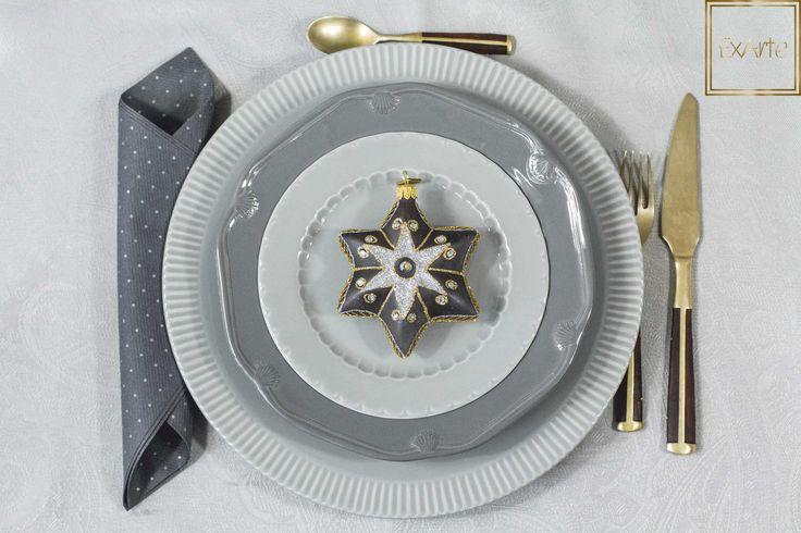 Design na Święta Bożego Narodzenia - szklane bombki choinkowe. Desing for Xmas. Please visit our online shop with beautiful, hand crafted glass christmas ornaments :)