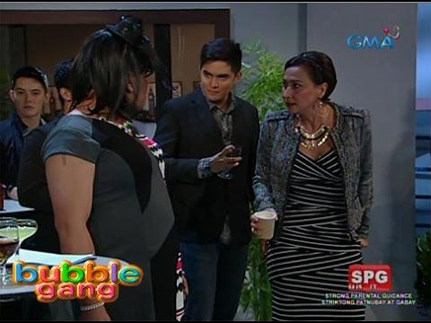 Bubble Gang: Antonietta meets Cherie Gil - YouTube