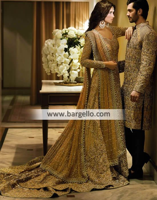 Best Pakistani Wedding Dresses Ideas Only On Pinterest