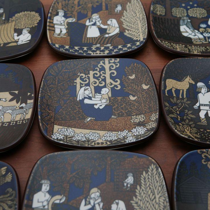 vintage Finland Arabia ヴィンテージ フィンランド アラビア photo Masa U