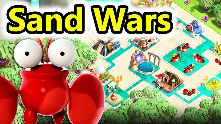 Sand Wars - Un Clash of Clans sulla spiaggia?! - Android - (Salvo Pimpo's)