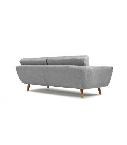 Vera, 3-seater sofa, Vendy Cool Grey