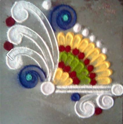 Rangoli Designs...........