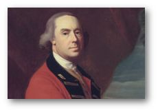 Thomas Gage was a British General known for his service in the French and Indian War and the Revolutionary War. The second son of a Viscount, he was born in 1719 or 1720 in England ...