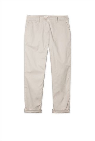 Relaxed Cotton Pant