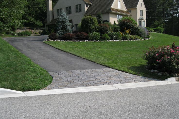62 best lime wash on brick images on pinterest bricks for Driveway apron ideas