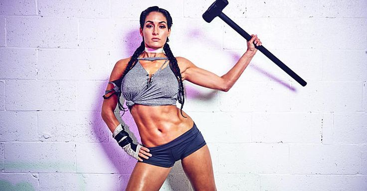 Nikki Bella chats about booty workouts, Jennifer Lopez, and her recent engagement.