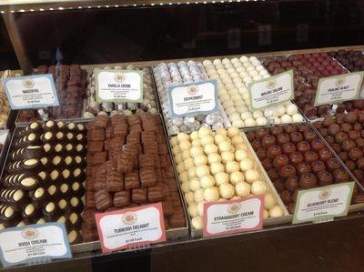 chocolate tour perth