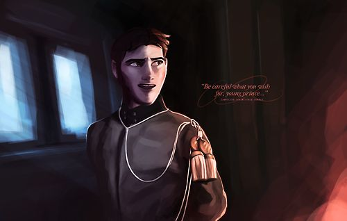 -Hans story. 7