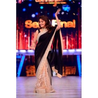 Madhuri Dixit Saree from Jhalak Dikhla jaa (Anil Kapoor Episode) only at $109 with FREE shipping offer.