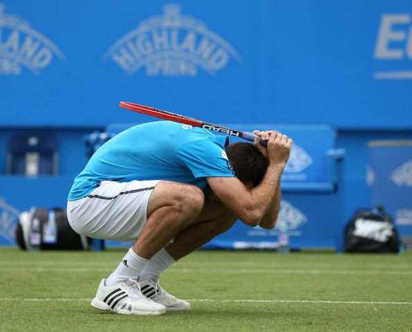 Colin Fleming Photos: Aegon International - Day Two