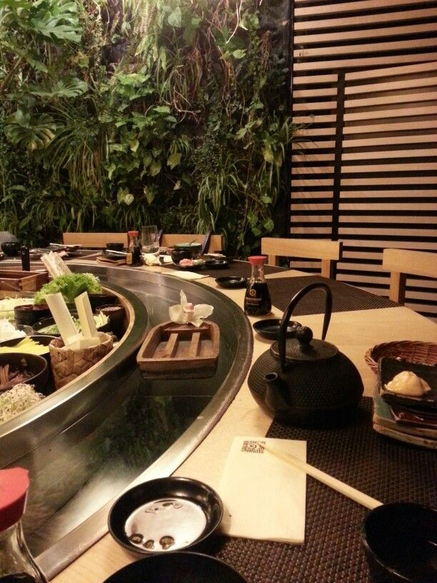 Sakana Sushi Bar Warsaw #sakana #sushi #warsaw #restaurant
