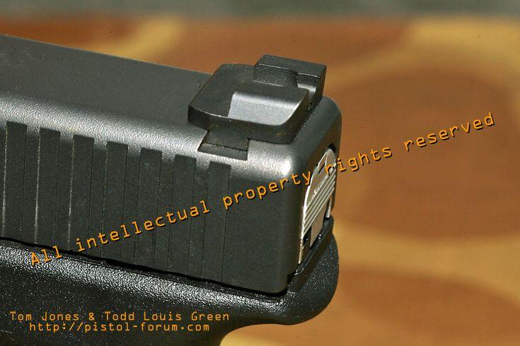 """Upcoming """"Gadget"""" for Glock Handguns - The Firearm Blog"""