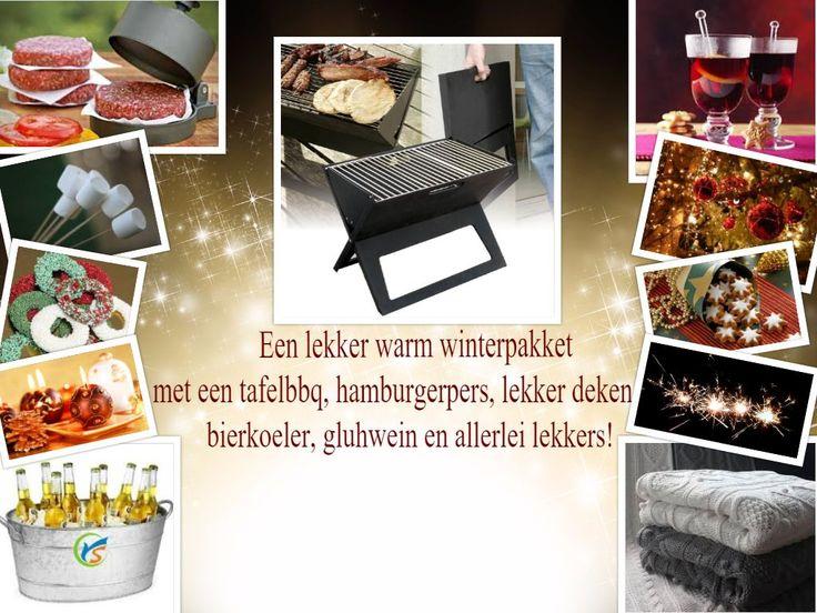 WinterBBQpakket - prijzen vanaf € 19,95