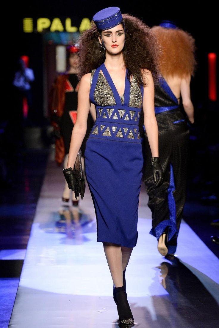 Jean Paul Gaultier Couture Lente 2016 (23)