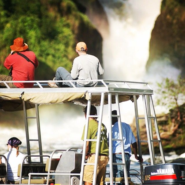 Visit #MurchisonFalls in #Uganda for some out of this world fishing and maybe even catch that 114kg #NilePerch that patrols these waters.  More info--> www.wildfrontiers.com