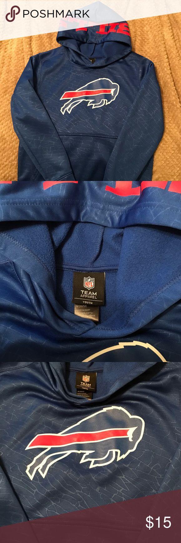 Buffalo Bills sweatshirt Like new . no stains NFL Shirts & Tops Sweatshirts & Hoodies