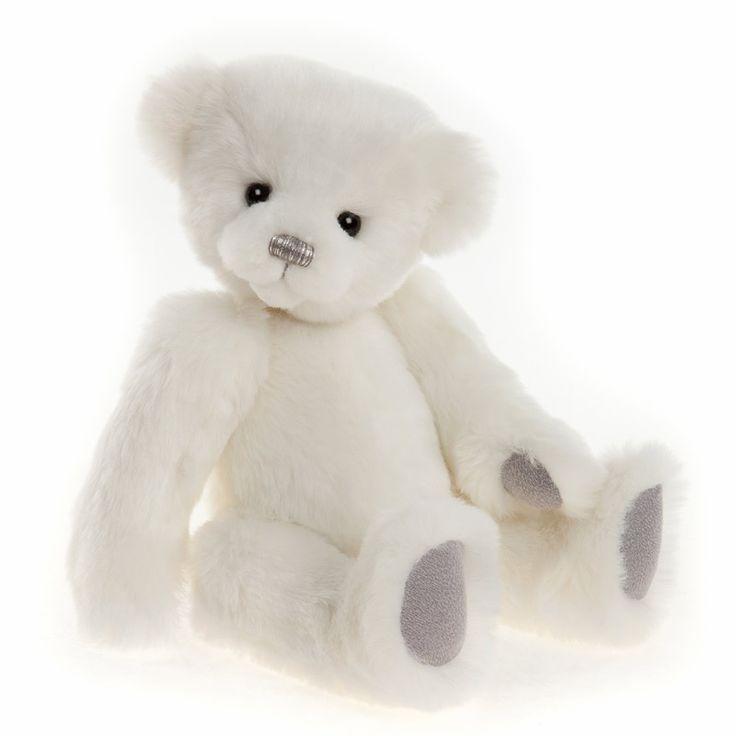 Charlie Bears Teddy Bear Snowball