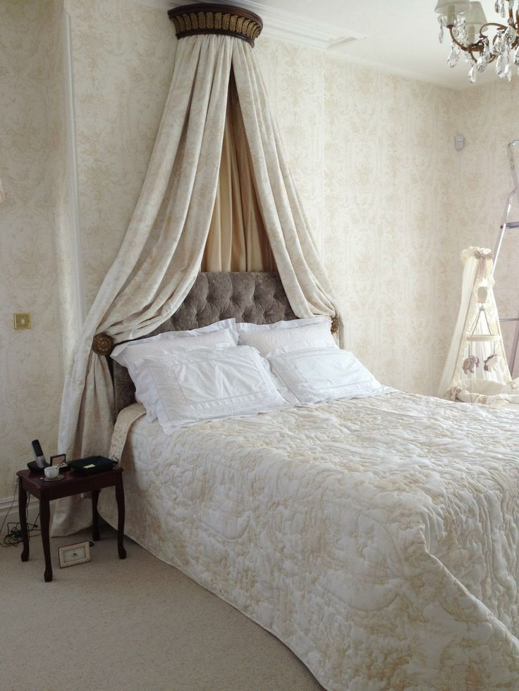 Coronet by Clareu0027s Curtains & 93 best Headboards and bed coronets images on Pinterest | Bedroom ...