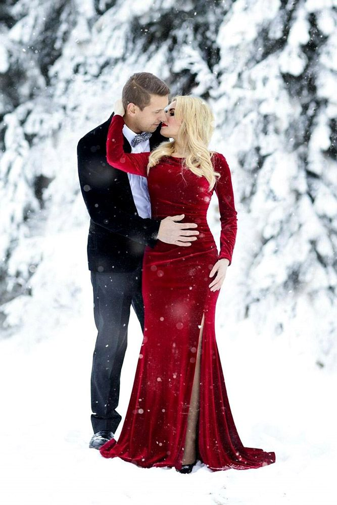 18 Engagement Dresses For Gorgeous Look ❤ See more: http://www.weddingforward.com/engagement-dresses/ #wedding #engagement #dresses #photos