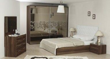 Perge Yatak Odası Takımı, Modern Yatak Odaları http://www.ciftcioglumobilya.com.tr/