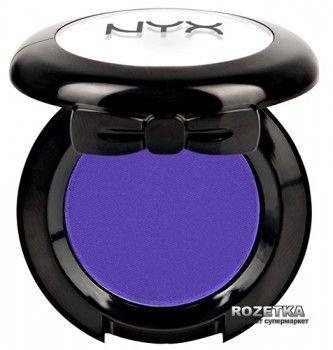 Тени для век NYX Hot Single Eye Shadows 1.5 г HS50 - Electroshock (800897826147)