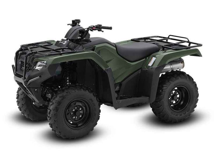 New 2017 Honda FourTrax Rancher ATVs For Sale in North Carolina. 2017 Honda FourTrax Rancher, Round it up.