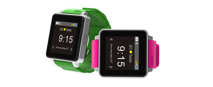"""GigsWatch Smartwatches allow you to access all data and calls directly from your watch, so you can leave your bulky Smartphone at home and get stuff done faster!"""""""