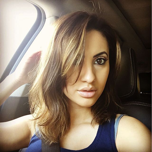 Pin for Later: 30 Latino Stars You Should Be Following on Snapchat Francia Raisa: FranciaRaisa1