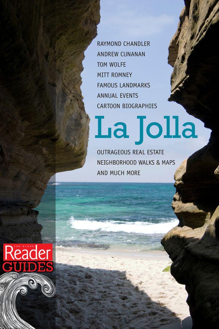 All Things La Jolla (Reader Local series), San Diego Reader Books